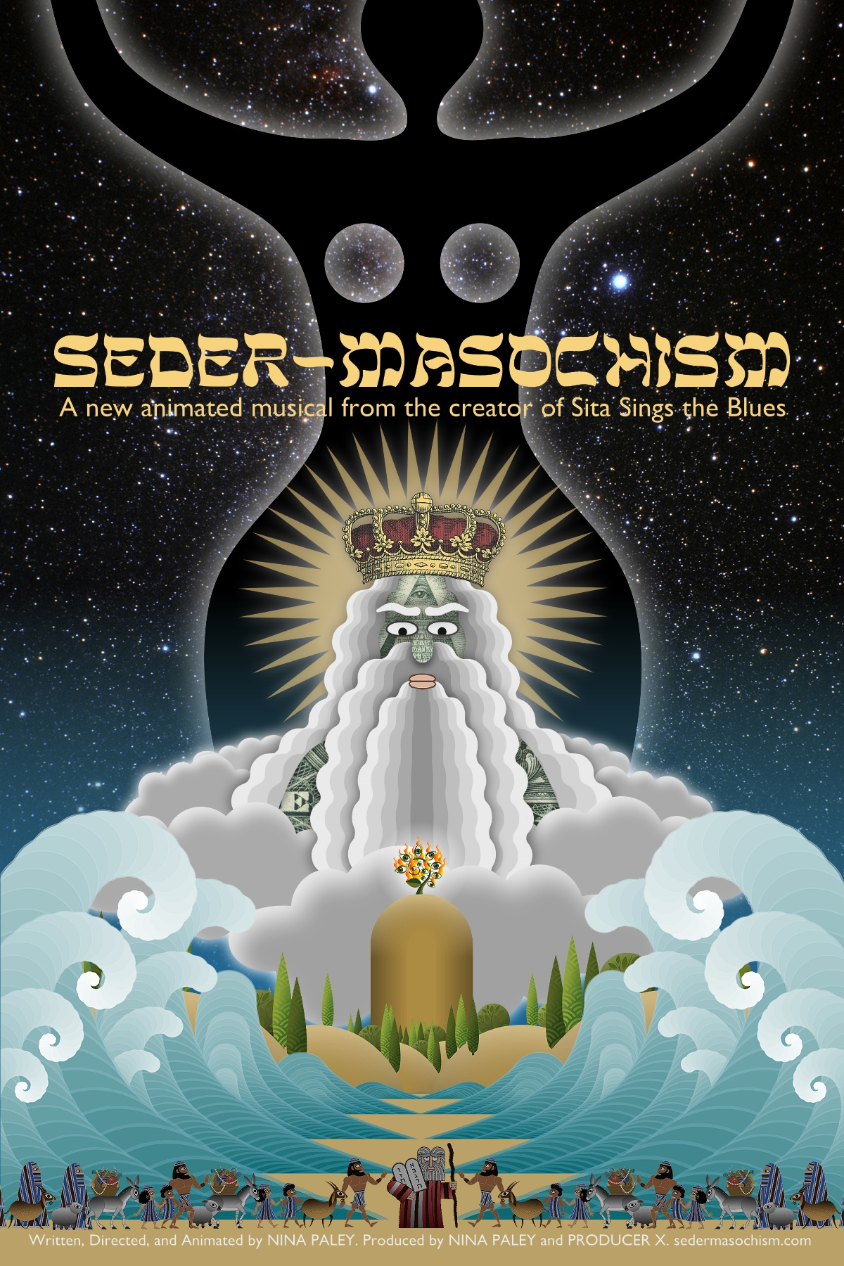 Seder-Masochism – A new animated feature from the creator of